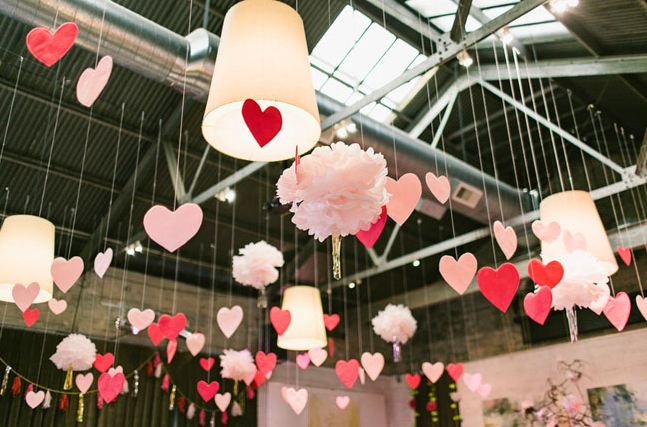 Una boda en San Valentín