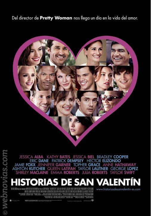 Las 5 (+1) películas que ver en San Valentín