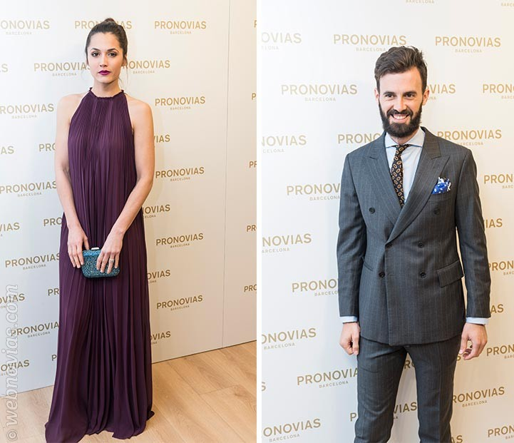 Pronovias inaugura flagship store en Madrid