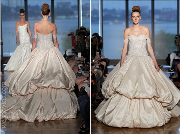 Vestidos de novia 2014 de Ines Di Santo