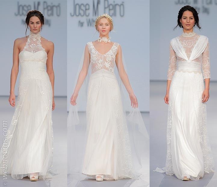 Las novias de Pasarela Costura España 2016 (II)