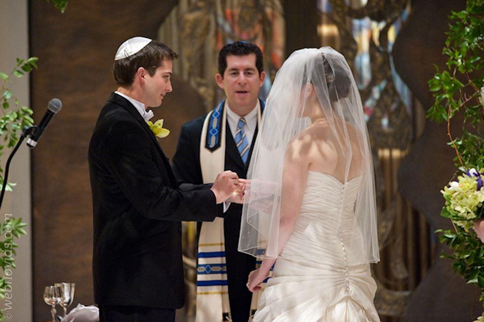 La boda judía