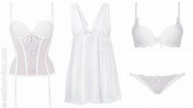 Triumph y su lencería para novias 2014