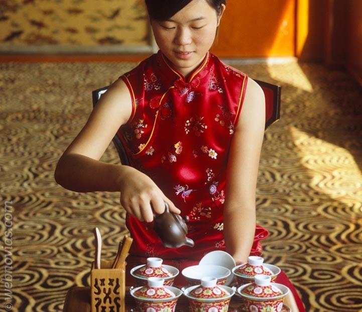 Exotismo romántico en China