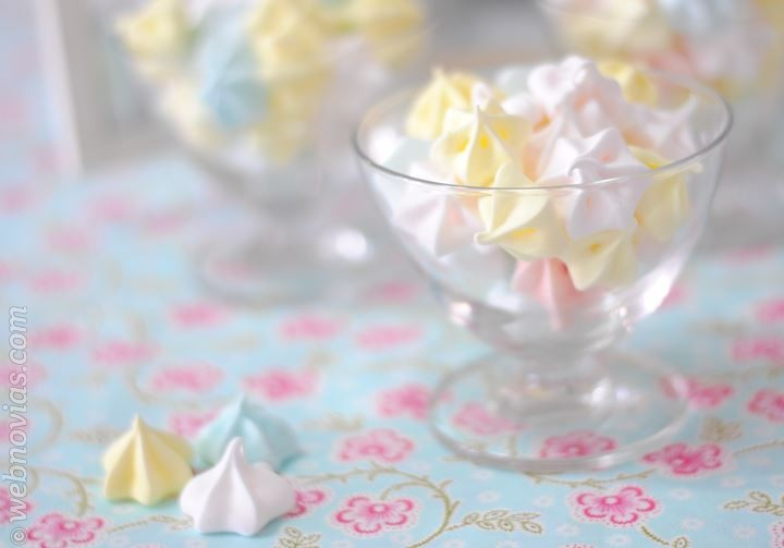 Receta: Suspiritos de merengue
