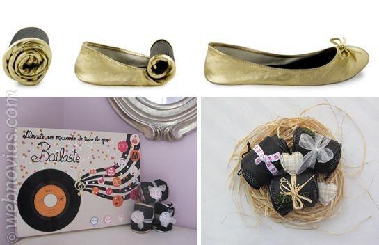 Invitadas cómodas: zapatos como detalle
