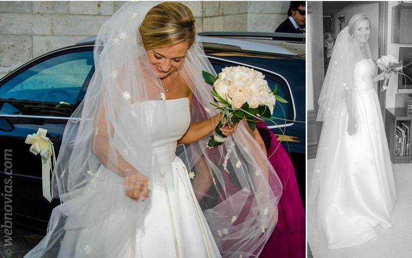 Montse y Toni, una boda entre viñedos