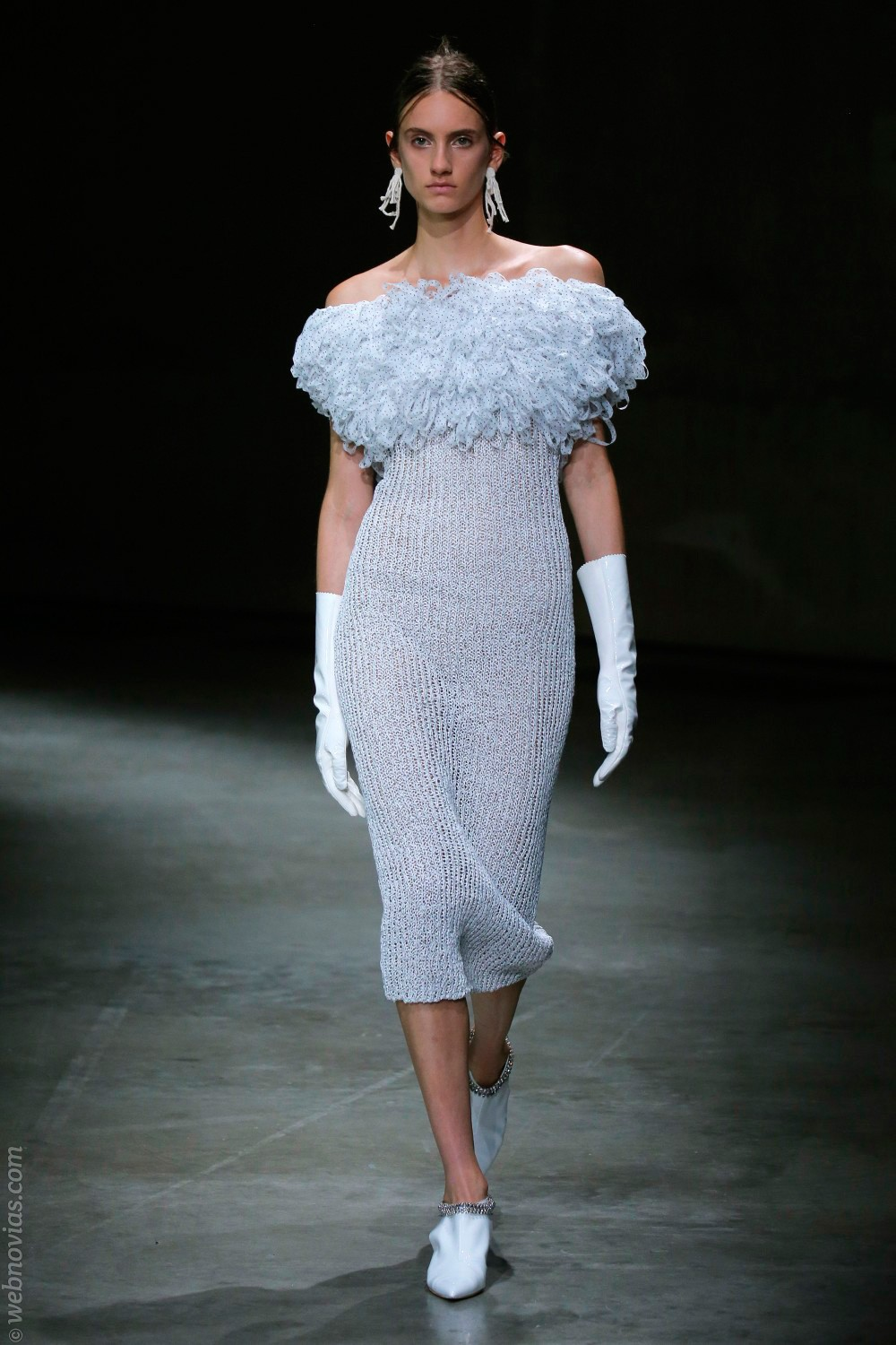 London Fashion Week: inspiración para novias urbanas
