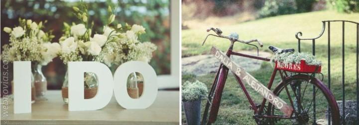 Paniculata: una flor versátil para bodas