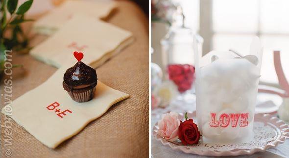 Las bodas rojas de San Valentín