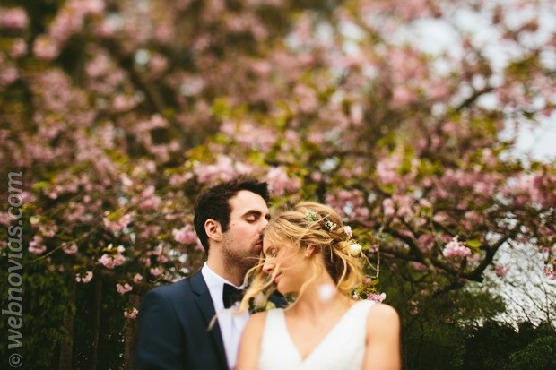 Tendencias: recogidos de novia románticos