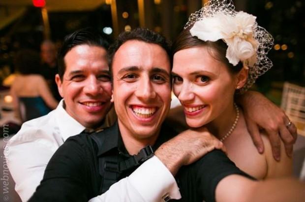 ¿selfies en tu boda?