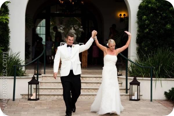 Tareas del novio para organizar la boda