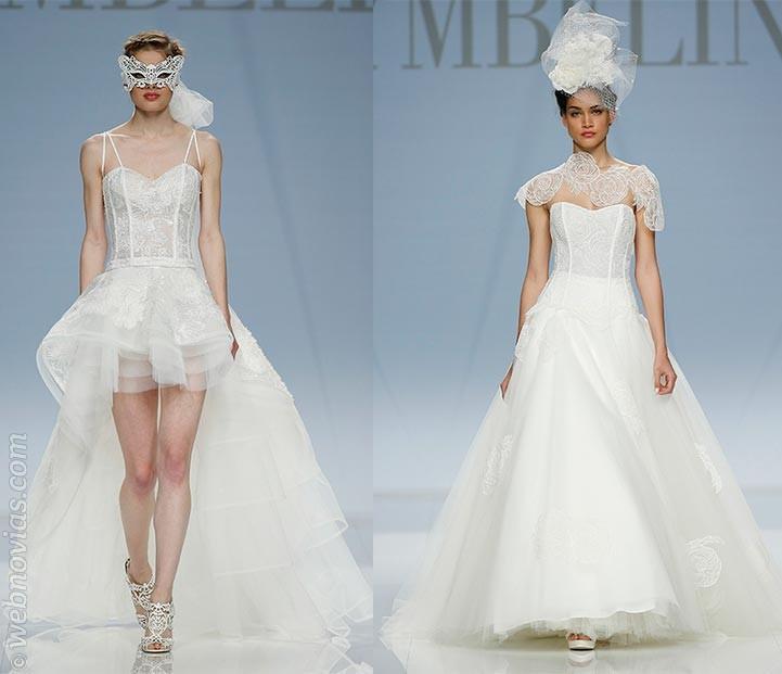 Vestido de novia de Cymbeline 2017