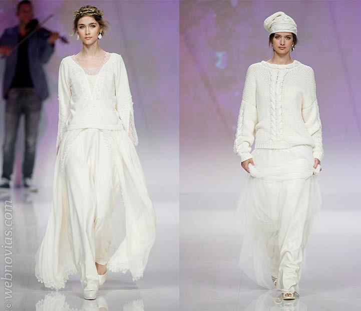 Vestido de novia de Rembo Styling