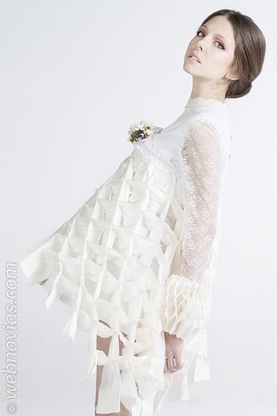 vestidos de novia Carla Naves