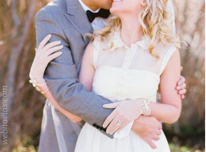 Vestidos de novia camiseros
