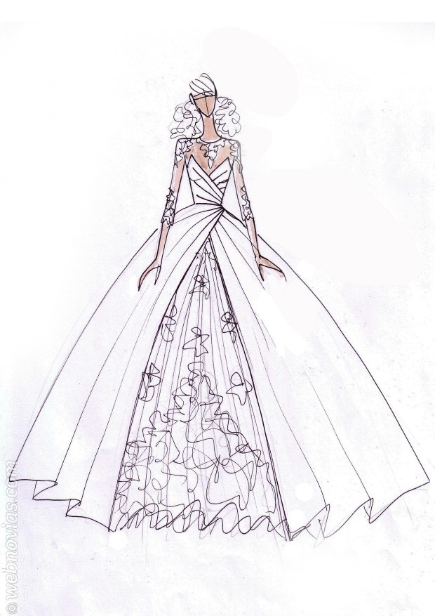 vestidos de novia cymbeline