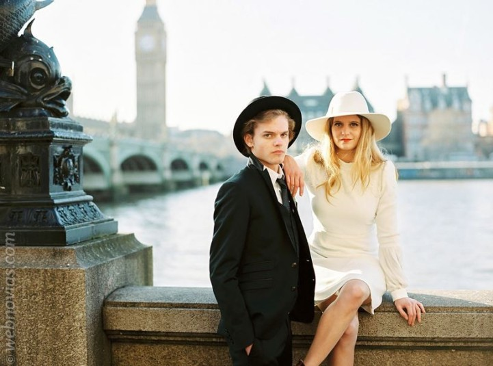 vestidos de novia de Stephanie Wolff