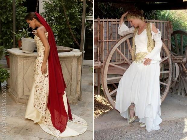 lluïsa vilà: novias con flores y croché | webnovias
