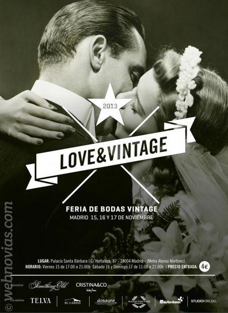 Love & Vintage: Ecos del pasado