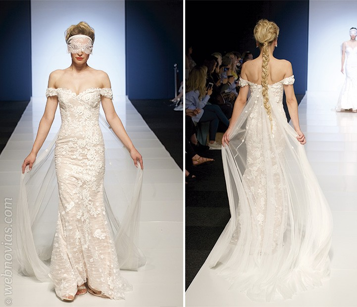 Vestidos de novia de White Gallery London 2017