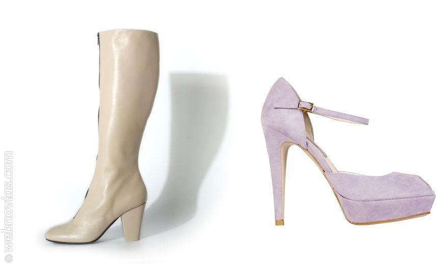 Serena Whitehaven: Zapatos únicos